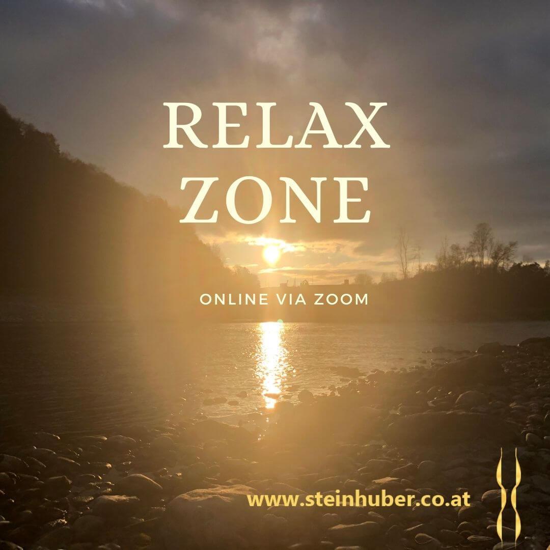 RELAX ZONE Online - Regina Steinhuber